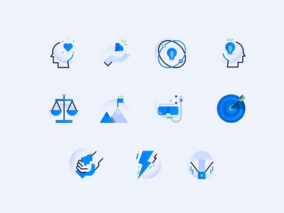 Icon Values