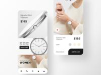 Responsive Web E-Commerce