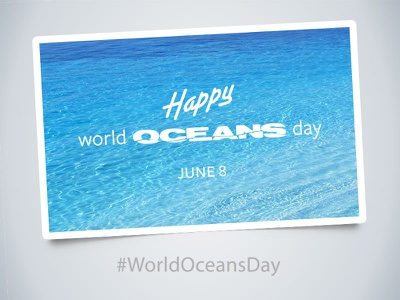 Happy World Oceans Day! oceans worldoceansday