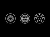 Abram Icons