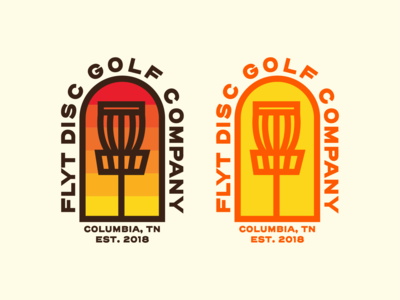 Disc Golf Badges
