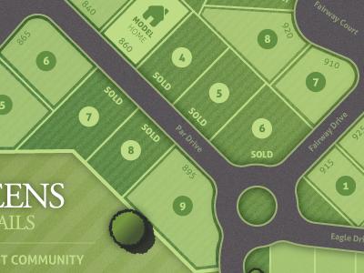 Plat Map plat map real estate illustrator