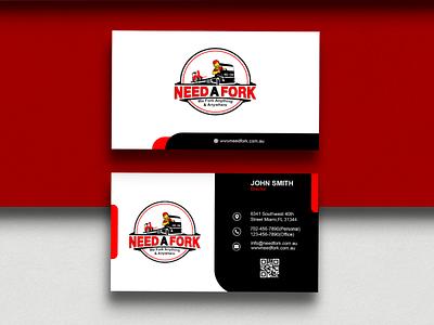 Business Card Design business card design branding busines vector creative illustration design graphic design