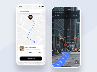 Explore Around You dailyui interaction uiux designer clean design clean ux app design ui