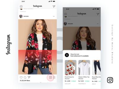 Instagram Shopping By Manoj Bhadana