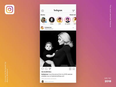 Instagram Shopping Animation
