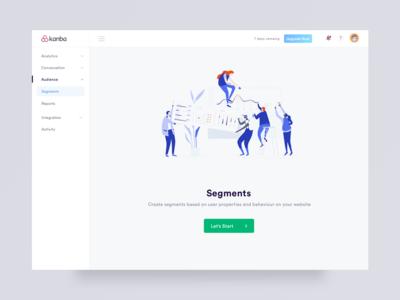 Dashboard - User Segments