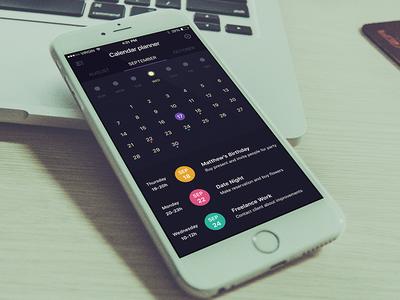Calendar Planner App 2.0