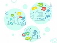 Web Design, Mobile Design, Game Design