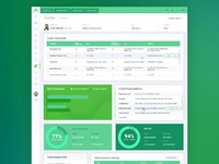 Auditdashboard webapp
