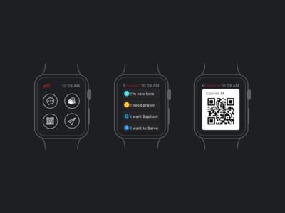 LC Watch App