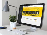 Impact Express - responsive web application