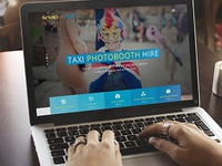 Snapacab - responsive one page design