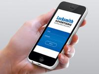 iOS online phone numbers managagement app