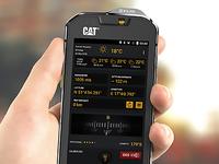 Hike - app preinstalled on CAT devices