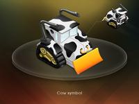 Cow symbol