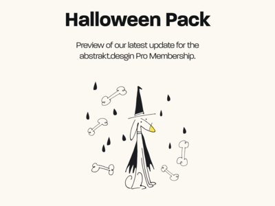 abstrakt.design Halloween Pack