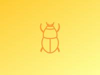 Beetle - Golden Ratio Logo - Day #11
