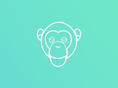 Chimp Logo Design