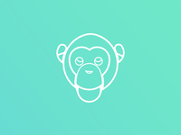 Chimp Logo Design
