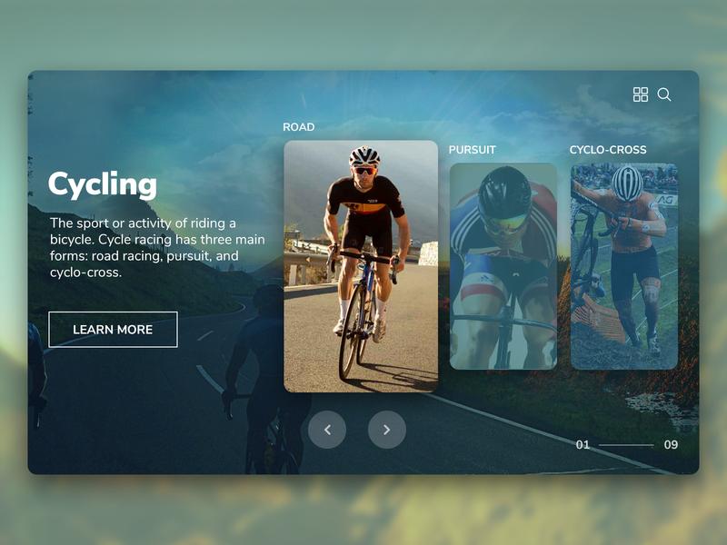 Landing Screen dailyui ui design sport design landing daily daily ui ui modern app