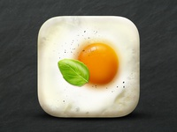 Sunny Side Up App Icon