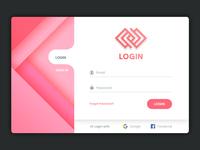 Login UI