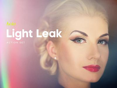 Light Leak Kit photography leaks texture bundle elements photoshop streak lighting roll leaked leak light