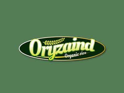 LOGO DESIGN ORYZAIND graphic design branding logo