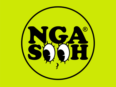 LOGO DESIGN NGASOOH graphic design logo branding