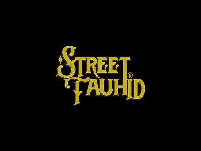 LOGO DESIGN STREET TAUHID logo graphic design branding