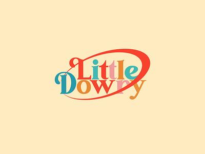 LOGO DESIGN LITTLE DOWRY logo graphic design branding
