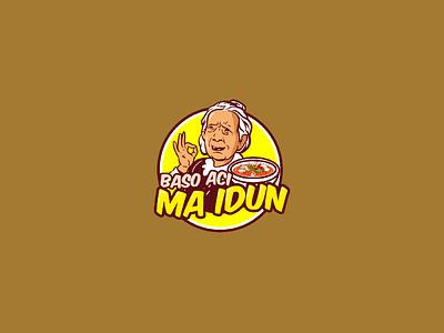 LOGO DESIGN MAIDUN animation branding logo