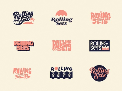 Rolling Sets Branding Concepts