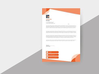 Letterhead design template. abstract letterhead appointment letterhead design letterhead template business letterhead design letterhead design template.