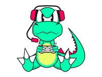 T-rex SNES