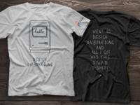 Design Onboarding Tshirt