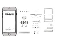 Rapid Prototype UI Kit