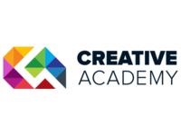 Creative Academy Logo logo jeweled spectrum academy creative