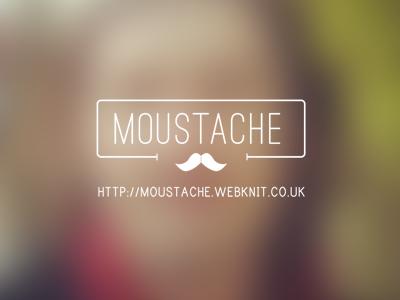 Moustache dribbble