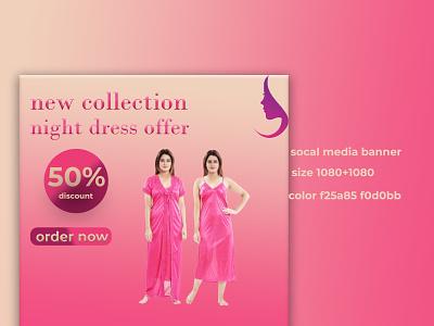 Social media banner design design logo desidesign poster socal media