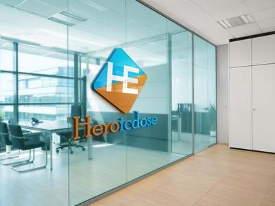 Logo design graphic design 3d animation