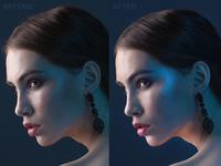 Beauty Photo Edit Final