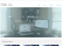 Homepage Progress