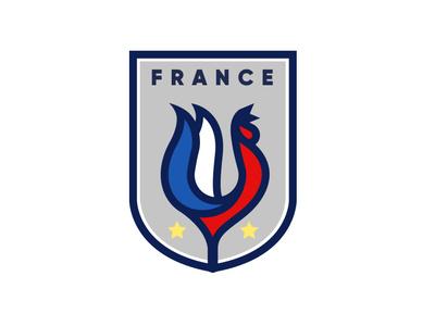 France National Team Amblem