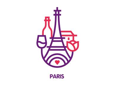 Paris Icon