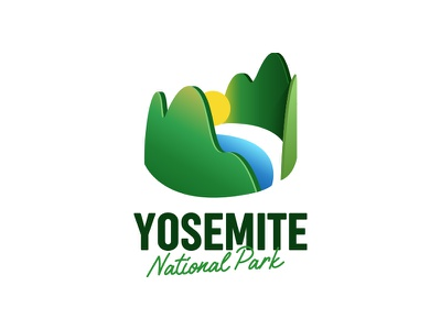 Yosemite National Park logo