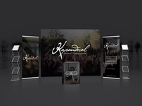 Kapandesal Events and Productions,Inc - Trade Show Concept