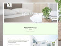 Nastasia Village Hotel Greece Our Rooms Website Design