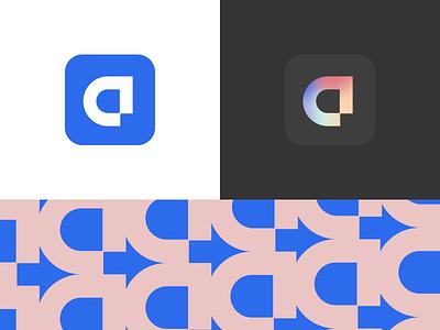 A Letter Logo - Aann Personal Logo branding design web icon logo